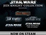 Steam Ad for Jedi Knight Collection